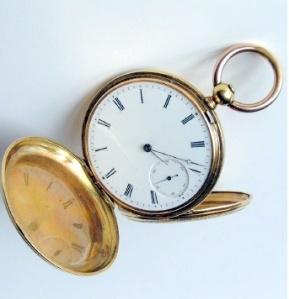 Ceasul lui Eminescu
