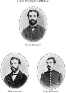 Fratii lui Eminescu